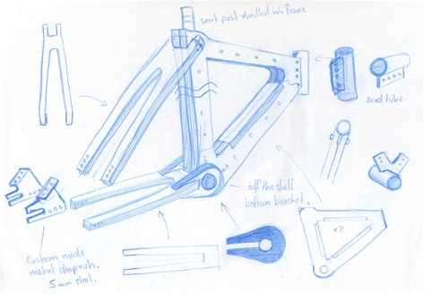 Free Wooden Bicycle Plans