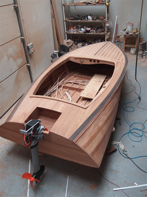 Free Wooden Boat Plans Kits
