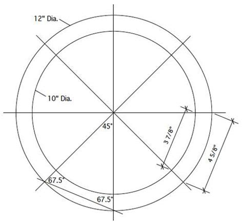 Free Wooden Bucket Plans Demintions