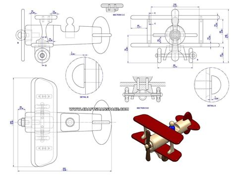 Free Wooden Toy Plans PDF