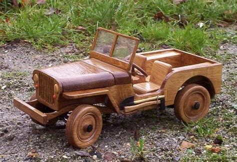 Free Wooden Toy Plans UK