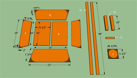 Free Wooden Wheelbarrow Planter Plans