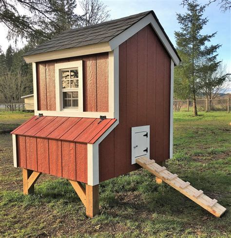 Free Woodwork Chicken Coop Plans PDF File