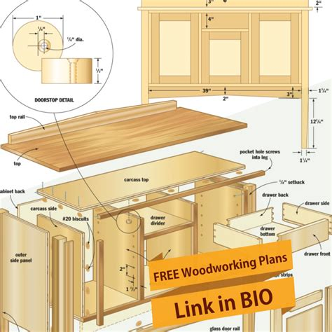 Free Woodwork Projects Furniture Prototypes