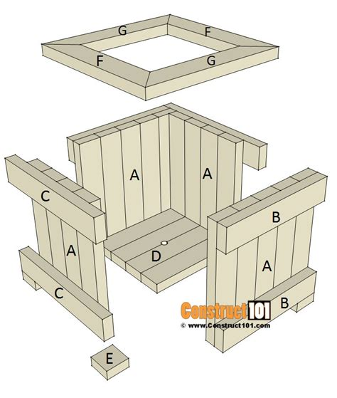 Free Woodworking Design Plans For Planter Boxes