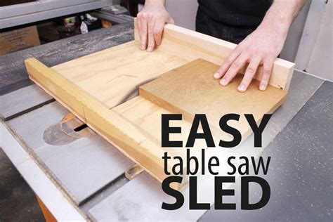 Free Woodworking Jigs For Table Saw Plans