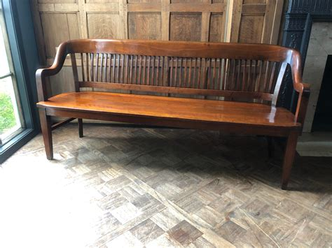 Free Woodworking Plans Antique Deacon Bench