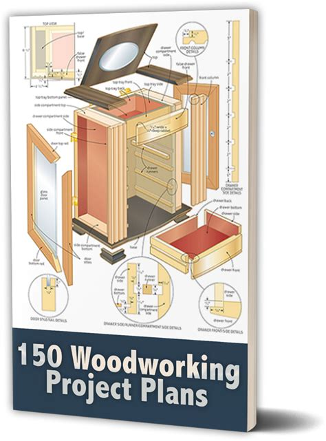 Free Woodworking Plans E books Free