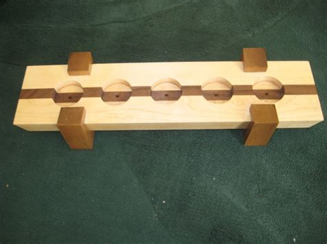 Free Woodworking Plans For Candle Holders