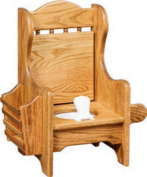 Free Woodworking Plans Potty Chair