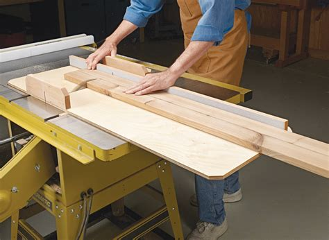 Free Woodworking Table Saw Sled Plans