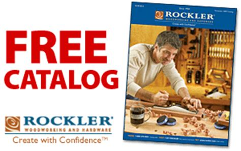 Free Woodworking Tools Catalog