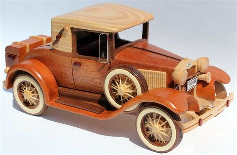 Free model wooden car plans Image