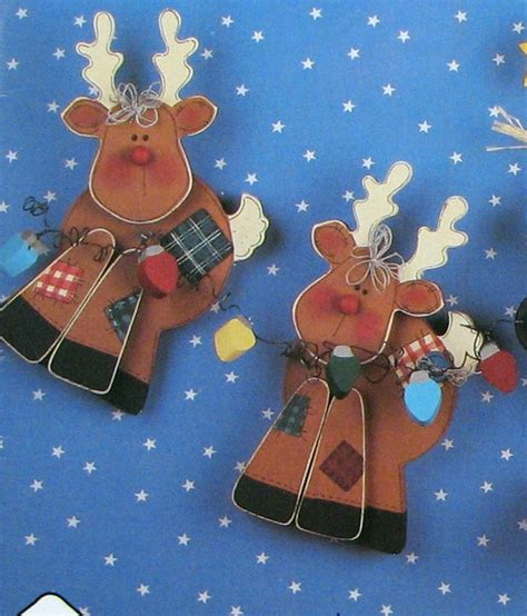 Free woodcraft patterns christmas Image