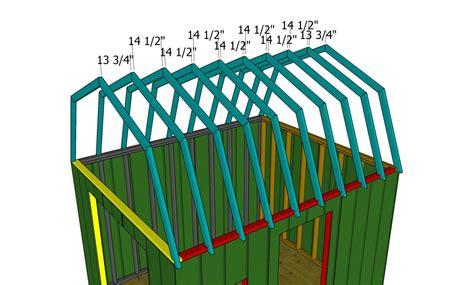 Free-10x12-Gambrel-Shed-Plans-Download
