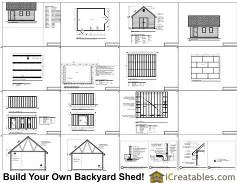 Free-16x32-Shed-Plans