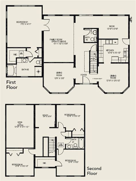 Free-3-Bedroom-2-Story-House-Plans