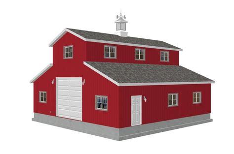 Free-30x50-Pole-Barn-Plans