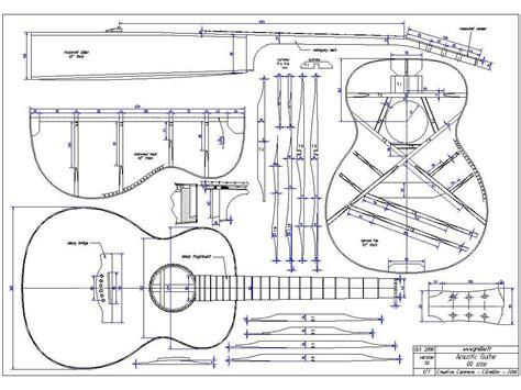Free-Acoustic-Guitar-Plans