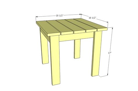 Free-Adirondack-Side-Table-Plans