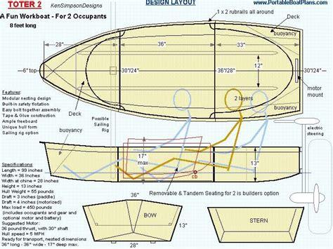 Free-Balsa-Wood-Model-Boat-Plans