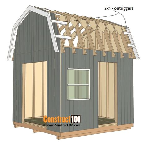 Free-Barn-Shed-Plans