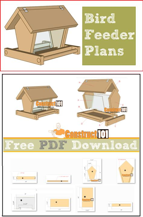 Free-Bird-Feeder-Plans-Pdf