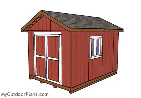 Free-Building-Plans-For-10x14-Shed
