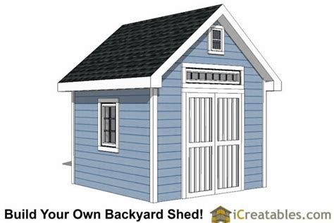 Free-Building-Plans-For-A-10x10-Shed
