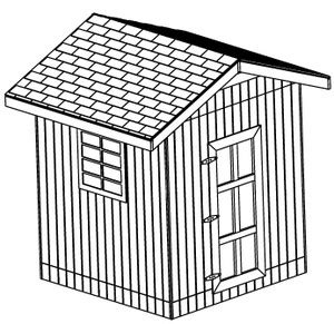 Free-Building-Plans-For-A-8x8-Shed