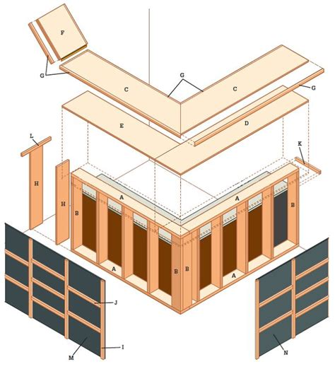 Free-Building-Plans-For-Home-Bar
