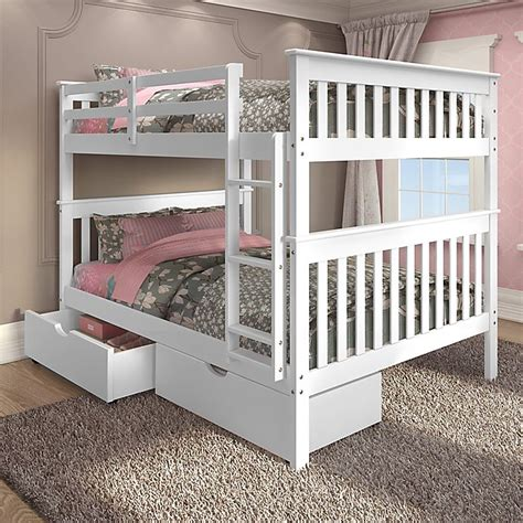 Free-Bunk-Bed-Plans-With-Drawers