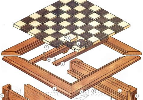 Free-Chess-Table-Plans