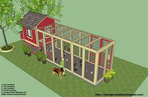 Free-Chicken-Coop-Plans-For-30-Chickens