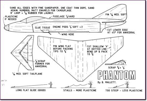 Free-Chuck-Glider-Plans