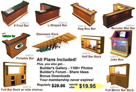 Free-Commercial-Bar-Design-Plans