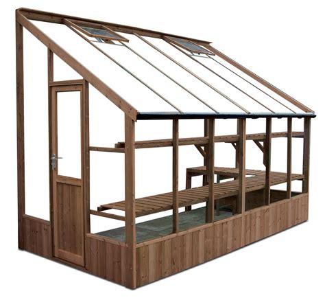 Free-Corner-Lean-To-Greenhouse-Plans