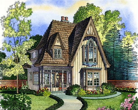 Free-Country-Cottage-House-Plans