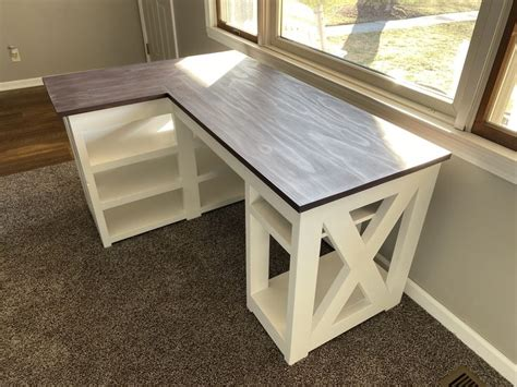Free-Diy-L-Shaped-Desk-Plans