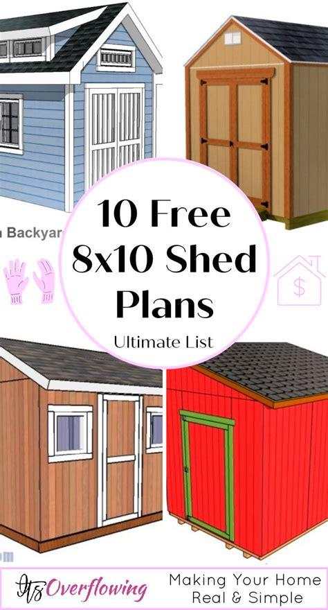 Free-Diy-Shed-Plans-8x10
