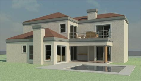 Free-Double-Story-House-Plans-South-Africa