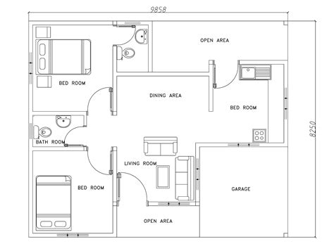 Free-Download-House-Plans-Autocad