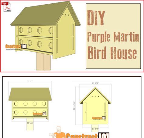 Free-Duck-House-Plans