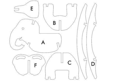 Free-Elephant-Rocking-Horse-Plans