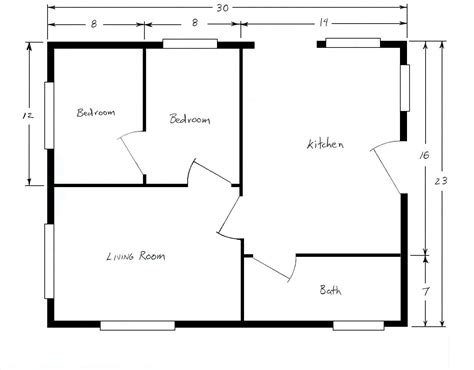 Free-Examples-Of-House-Plans