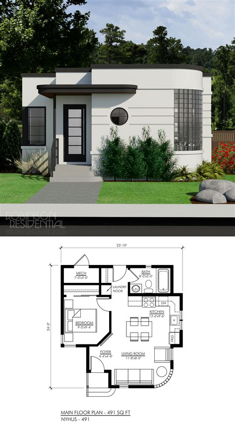 Free-Floating-House-Plans