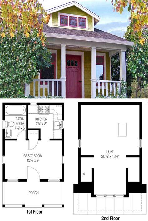Free-Floor-Plans-Tiny-Houses