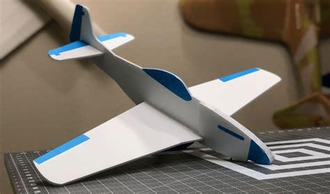 Free-Foam-Board-Glider-Plans