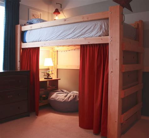 Free-Full-Size-Bunk-Bed-Plans