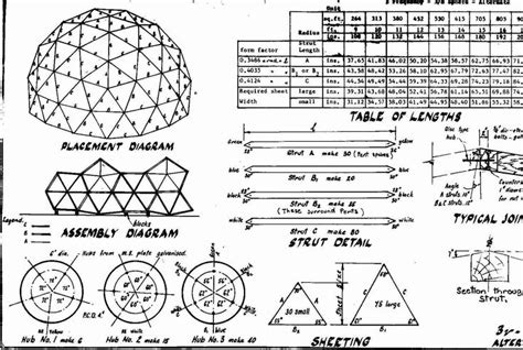 Free-Geodesic-Dome-Shed-Plans